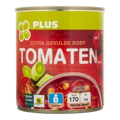 Tomatensoep (blik, 30cl)