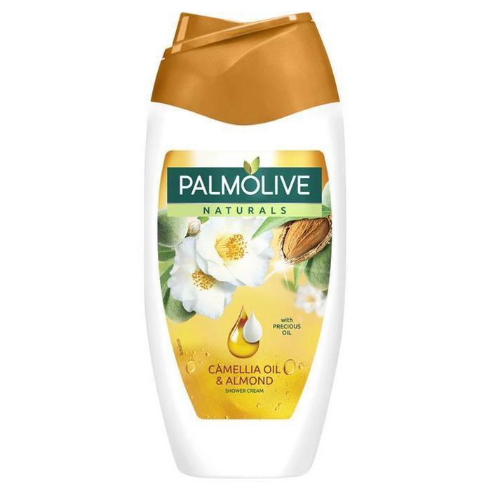 Palmolive Naturals camellia oil douchemelk (250ml)