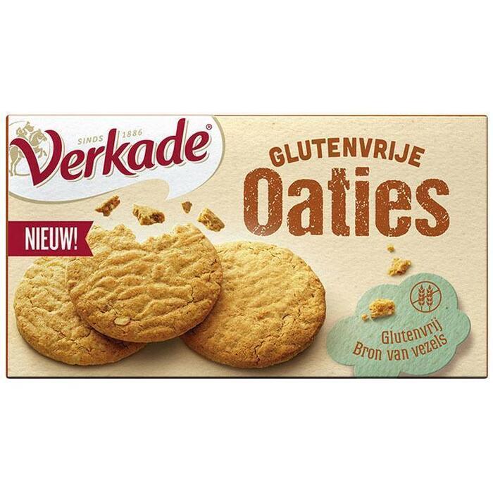 Verkade Glutenvrije oaties (150g)