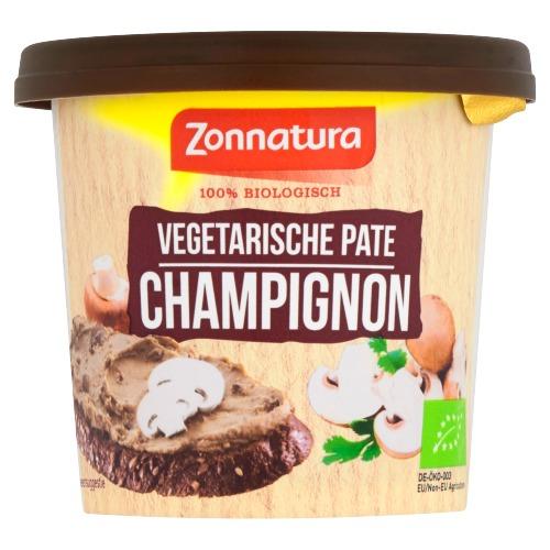 Vegetarische pate champignon (125g)