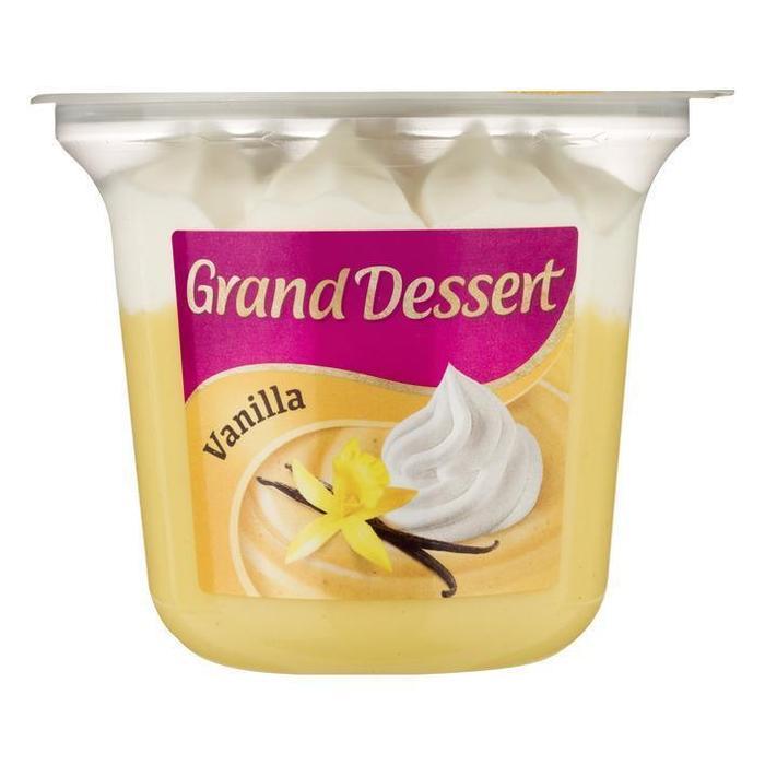 Ehrmann Grand dessert vanille (Stuk, 190g)