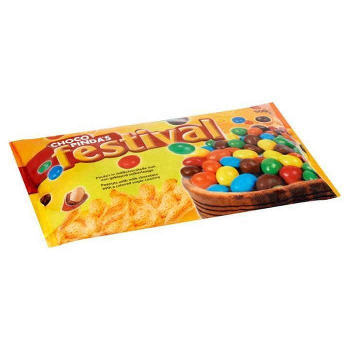 Choco pinda's festival (500g)