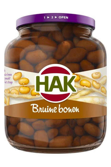 Bruine Bonen uit Zeeland (Stuk, 720g)