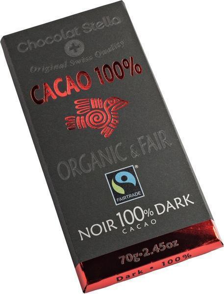 Noir 100% Dark (wikkel, 70g)