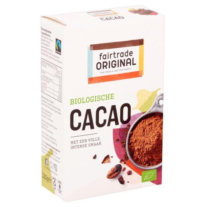 Cacaopoeder (bio) (125g)