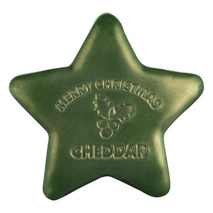 Kerstster cheddar (260g)