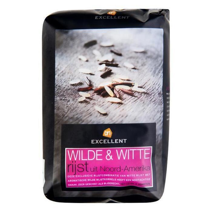 AH Excellent Wilde en witte rijst (500g)
