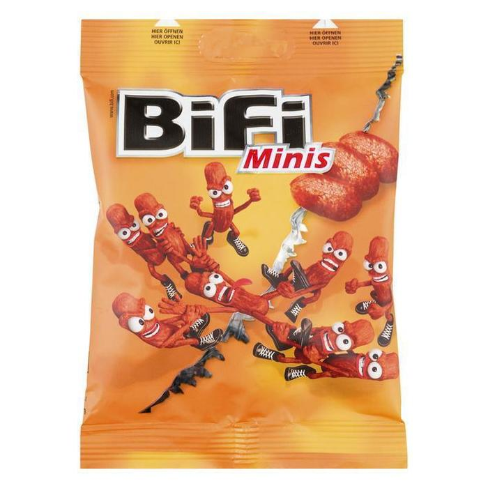 BiFi Minis (zak, 80g)
