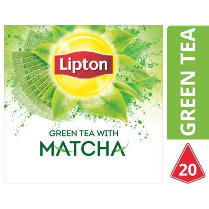 Green matcha thee (20 × 30g)