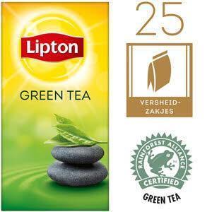 Lipton Thee Professioneel Green Tea (33g)