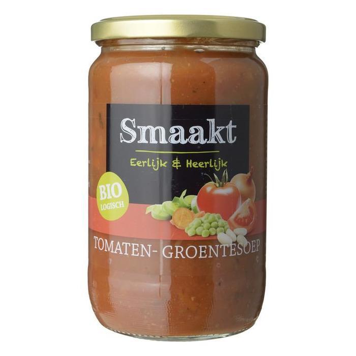 Tomaten-groentesoep (680g)