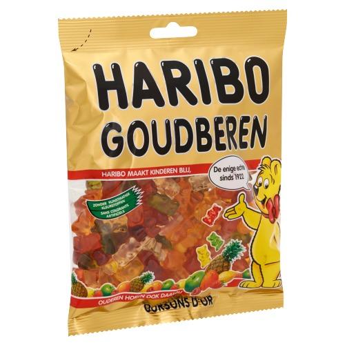 Haribo Goudberen 500 g (500g)