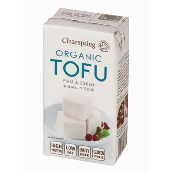 Organic Tofu (pak, 300g)