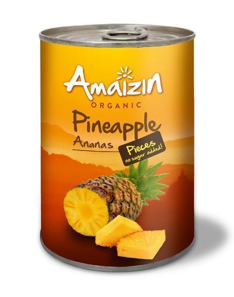 Amaizin Ananas (Blik, 400g)