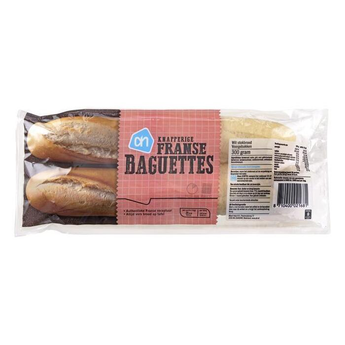 Franse Baguettes (zak, 300g)
