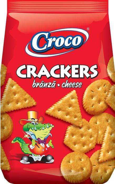 CRACKERS CHEESE (100g)