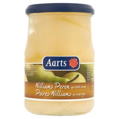 Williams Peren op lichte siroop (pot, 0.58L)