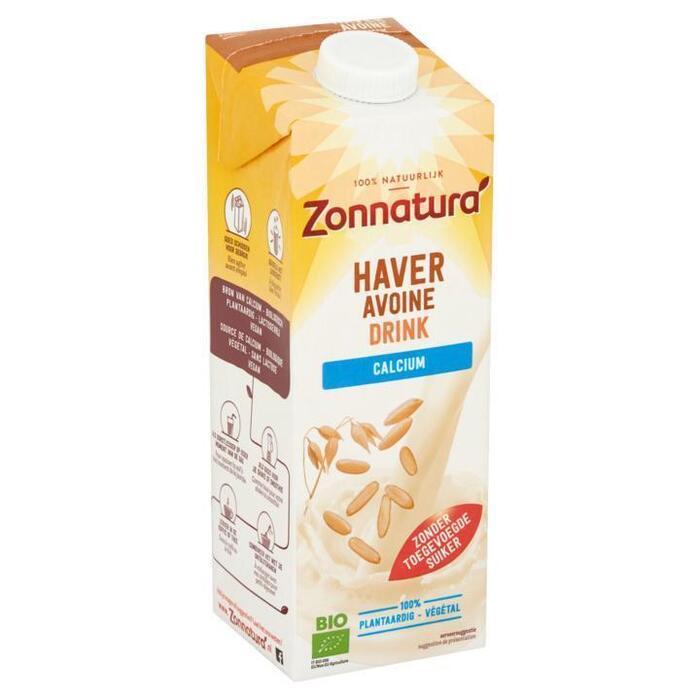 Zonnatura Haver calcium drink1L (1L)