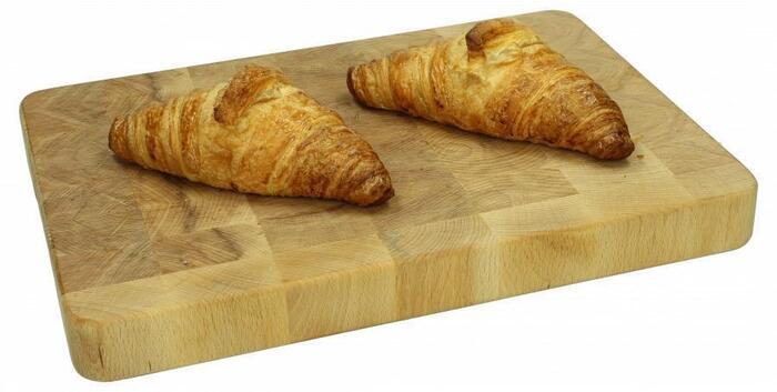 Korengoud Roomboter croissant