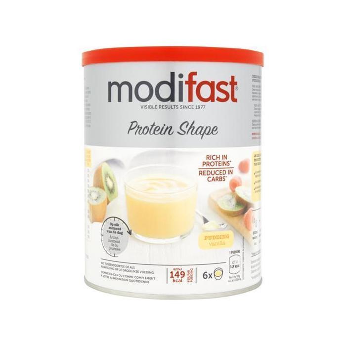 Modifast Protein Shape Pudding Vanilla 270g (270g)