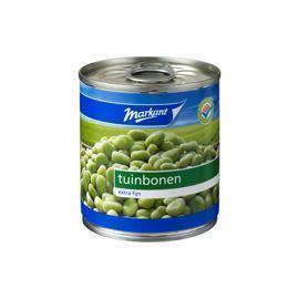 Tuinbonen (blik, 200g)