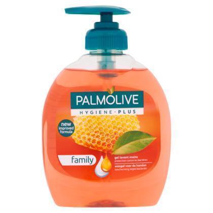 Palmolive Hygiene-plus family handzeep (pomp, 30cl)