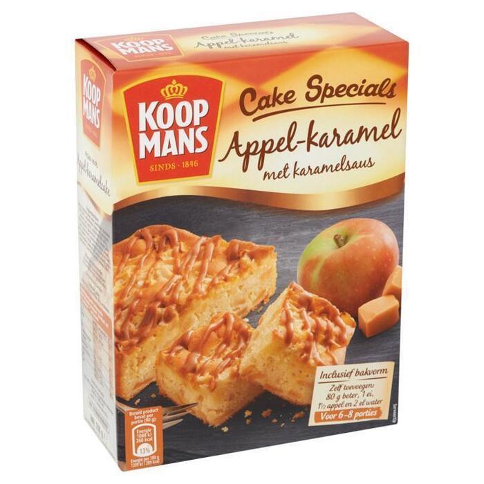 Cake Specials Appel-karamel (Stuk, 210g)