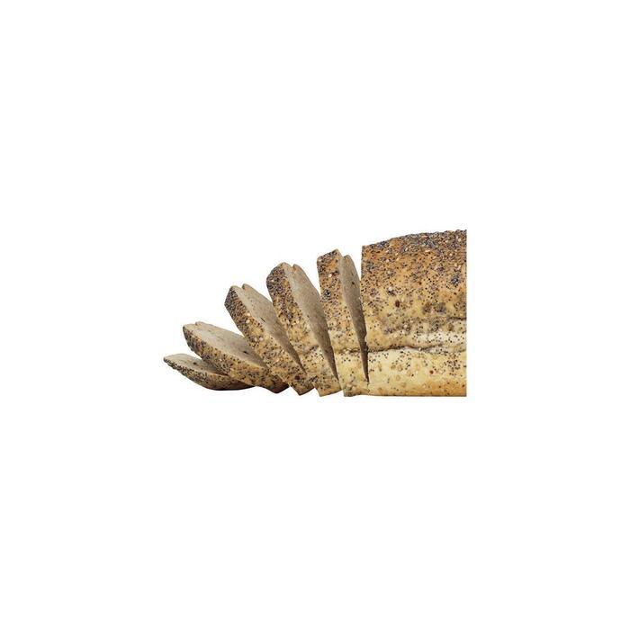Molenbrood Bio licht meergranen brood half (400g)