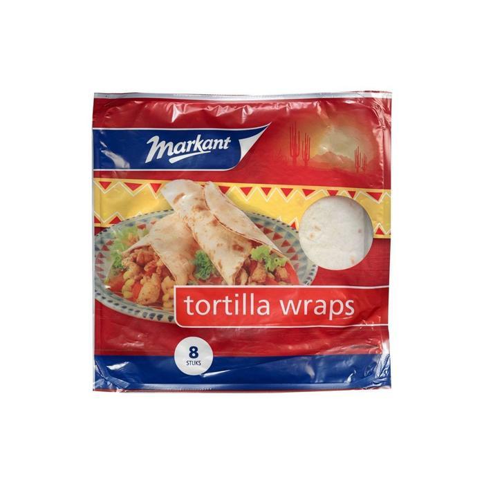 Markant Tortilla wraps 8 stuks (320g)