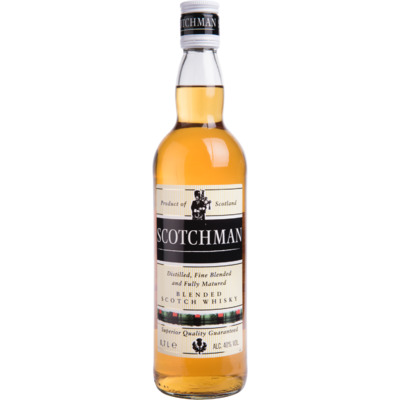 Blended scotch whisky (0.7L)