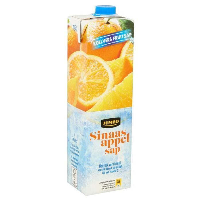 Koelvers Sinaasappelsap (pak, 1L)