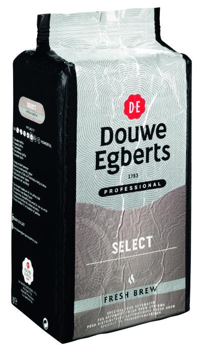DOUWE EGBERTS FRESH BREW SELECT (1kg)