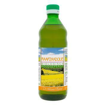 Raapzaadolie (glas, 0.5L)