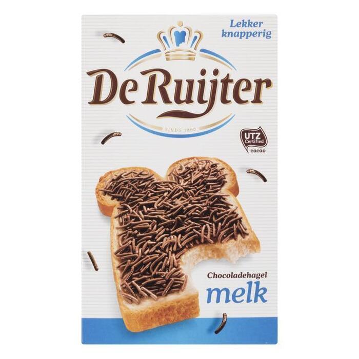 Chocoladehagel melk (Stuk, 380g)