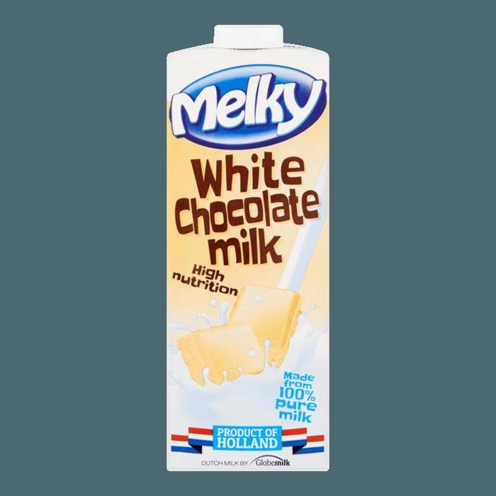 Melky white chocolate milk 1L (1L)