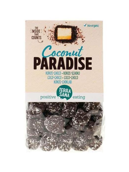 Coconut Paradise / Kokos-choco TerraSana 150g (150g)