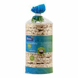 Rijstwafel met zeezout (100g)