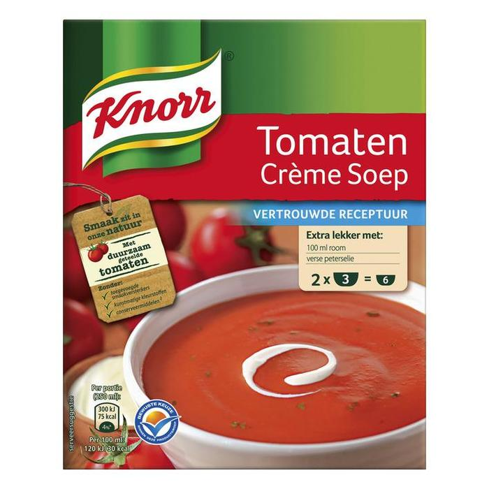 Tomaten Creme Soep (2 × 57g)