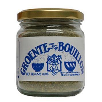 Het Blauwe Huis, Groente Bouilion (pot, 60g)
