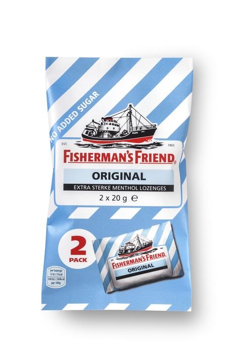 Fish.Friend Original SV 2-pack 40 gr (2 × 40g)