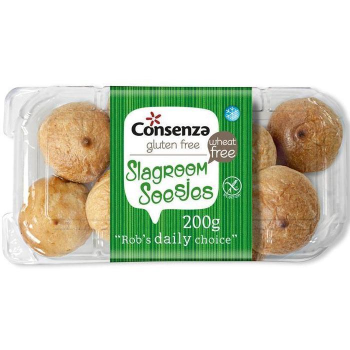 Consenza Slagroomsoesjes (200g)