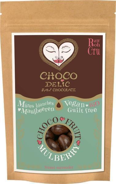 Choco fruit moerbeibes (70g)