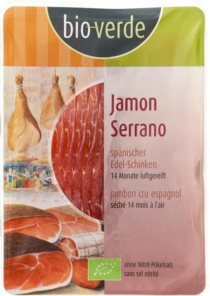 Jamón Curado (80g)