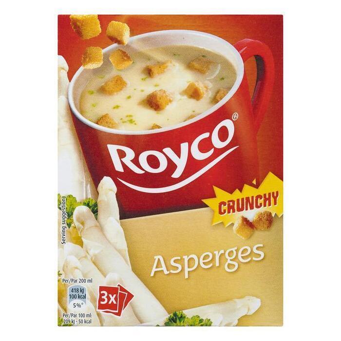 crunchy asperge (60g)