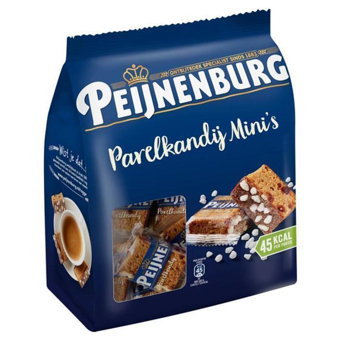 Peijnenburg Mini's Parelkandij 170g (170g)