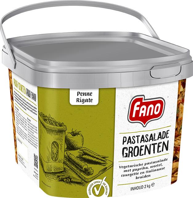 FANO PASTASALADE GROENTEN (2kg)