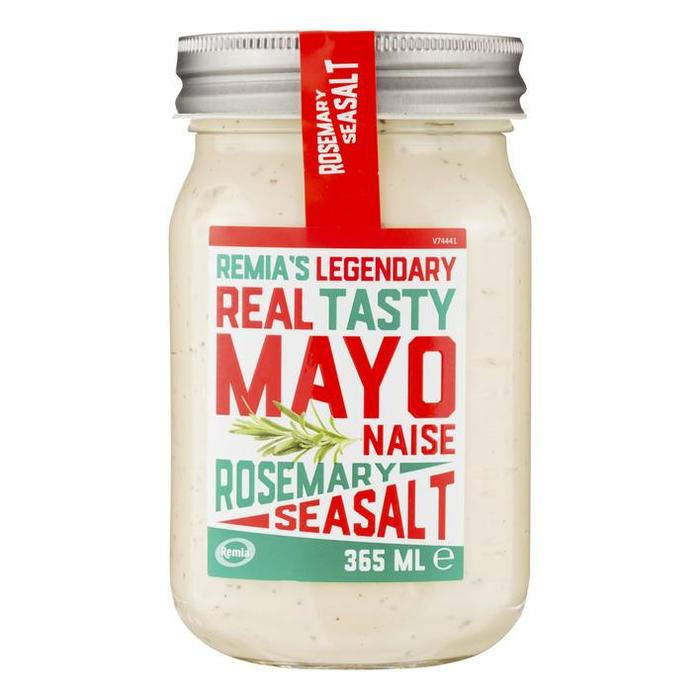 Remia Mayonaise rosemary-seasalt (36.5cl)