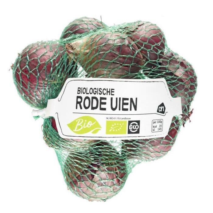Rode uien (netje, 300g)