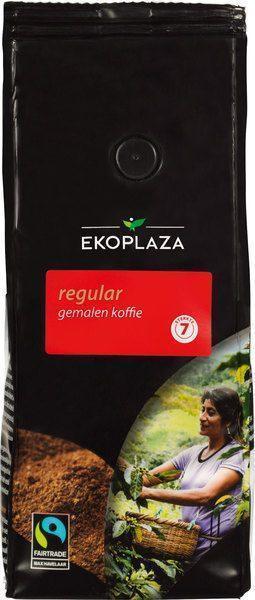 Regular gemalen koffie (zak, 500g)