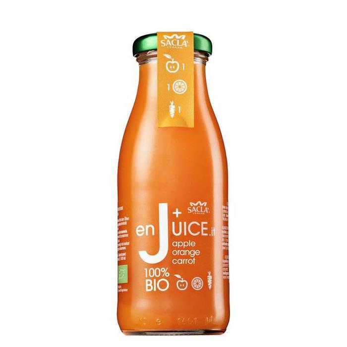 EnJuice.it Apple, Orange & Carrot 250ml (250ml)